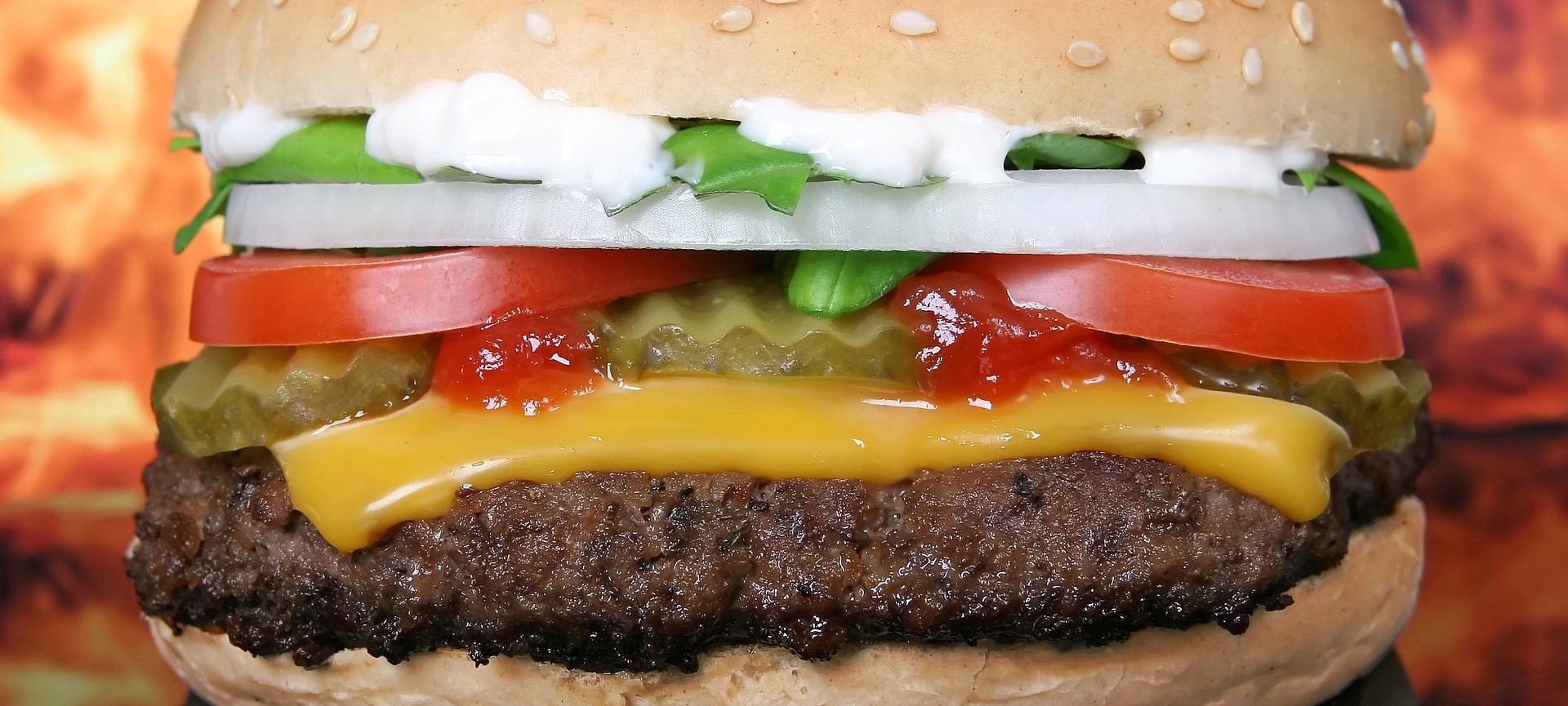 Burger King is bragging about… moldy burgers?