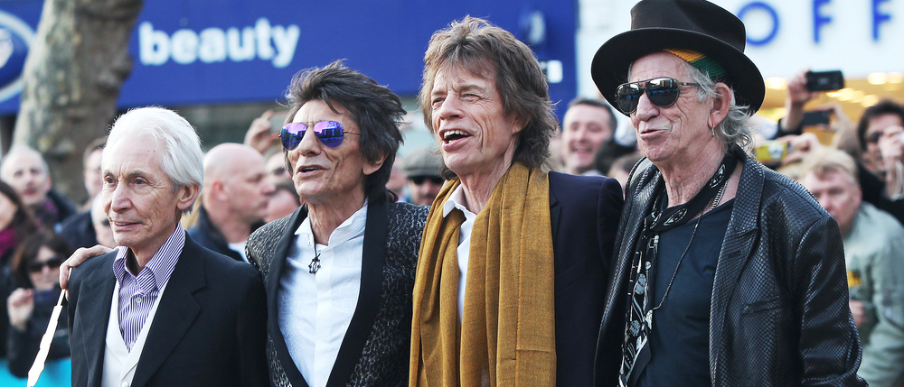 The Rolling Stones released a new single today!