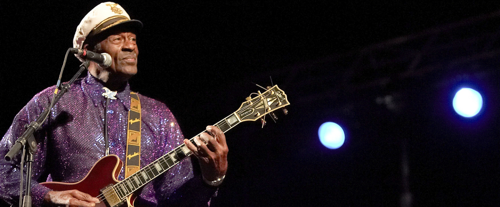 Chuck Berry documentary will debut in October