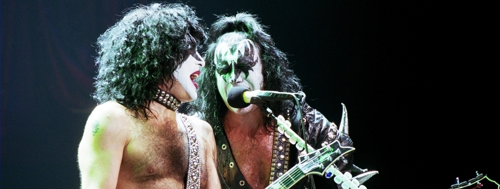 KISS to play for great white sharks next month