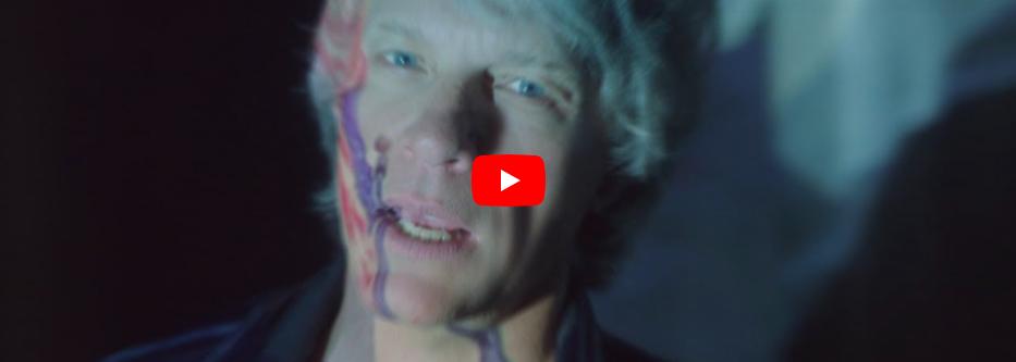 Bon Jovi released new music [watch here]