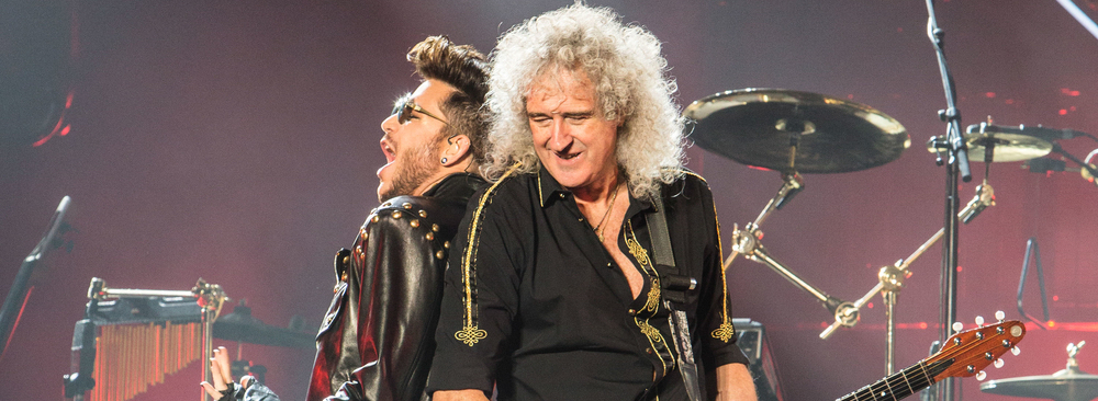 Queen's Brian May is giving free online guitar lessons during COVID
