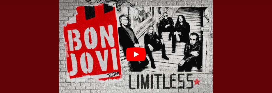 Bon Jovi gave us this taste of his upcoming album