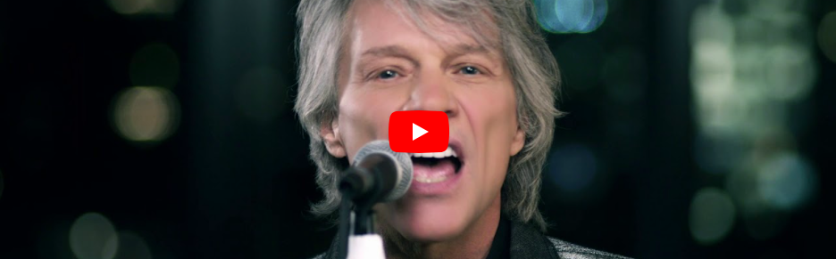 "Bon Jovi Releases Video for New Song ""Limitless"" [watch]"