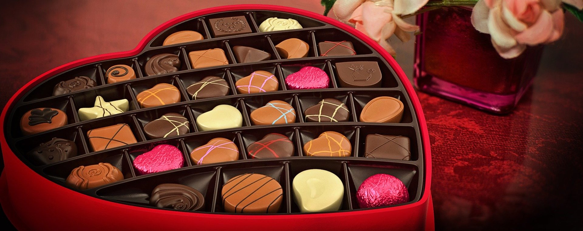 These are the top V-Day candies, and favorites by state (Wait until you see PA's)