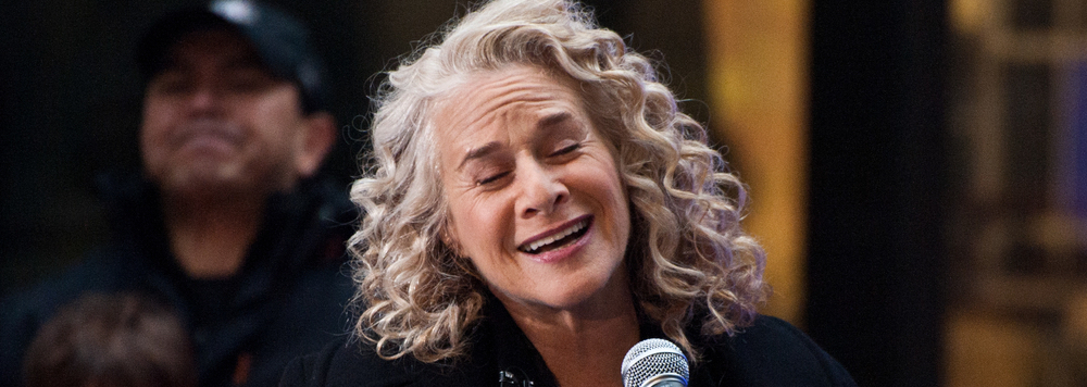 "Carole King Reworked ""You're So Far Away"" to fit COVID [watch]"