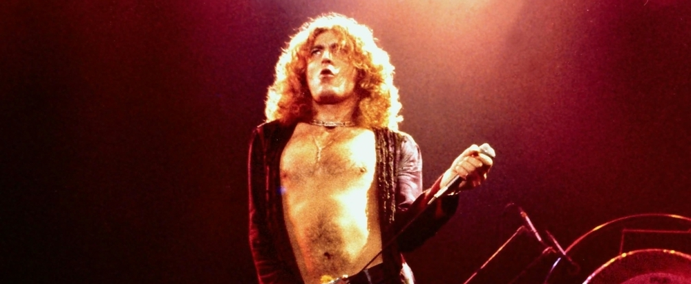 Led Zeppelin is steaming their concert film this weekend