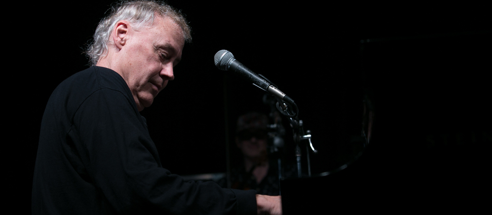 Bruce Hornsby is releasing a new album this summer