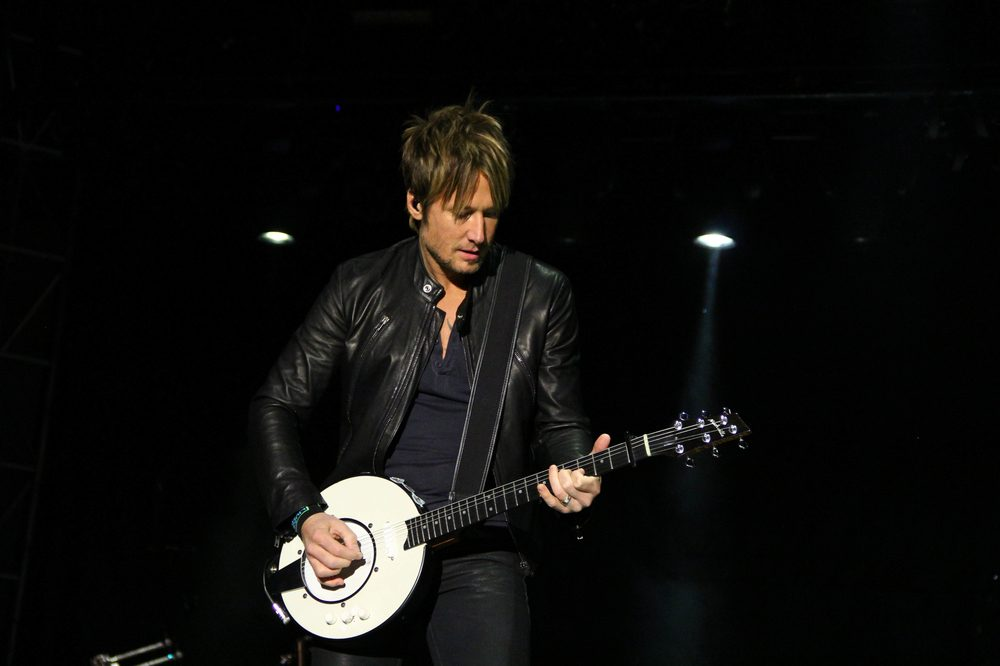 A MTV Throwback, Compliments of Keith Urban!