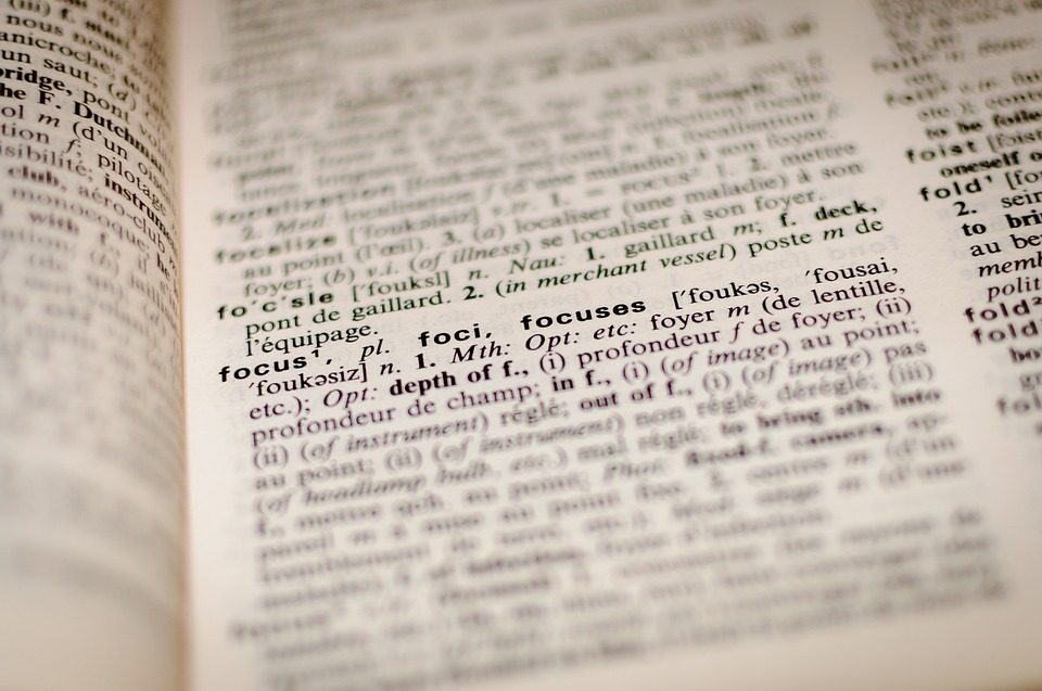 New Words are Coming to the Merriam-Webster Dictionary!