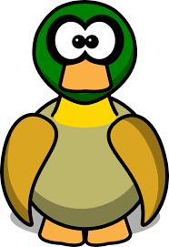 Here, Ducky, Ducky, Ducky…