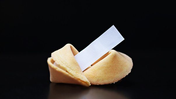 Its Fortune Cookie Day!