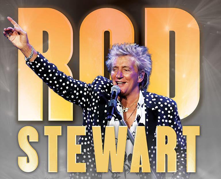 WOGA's Rod Stewart Key Word to Win Giveaway!