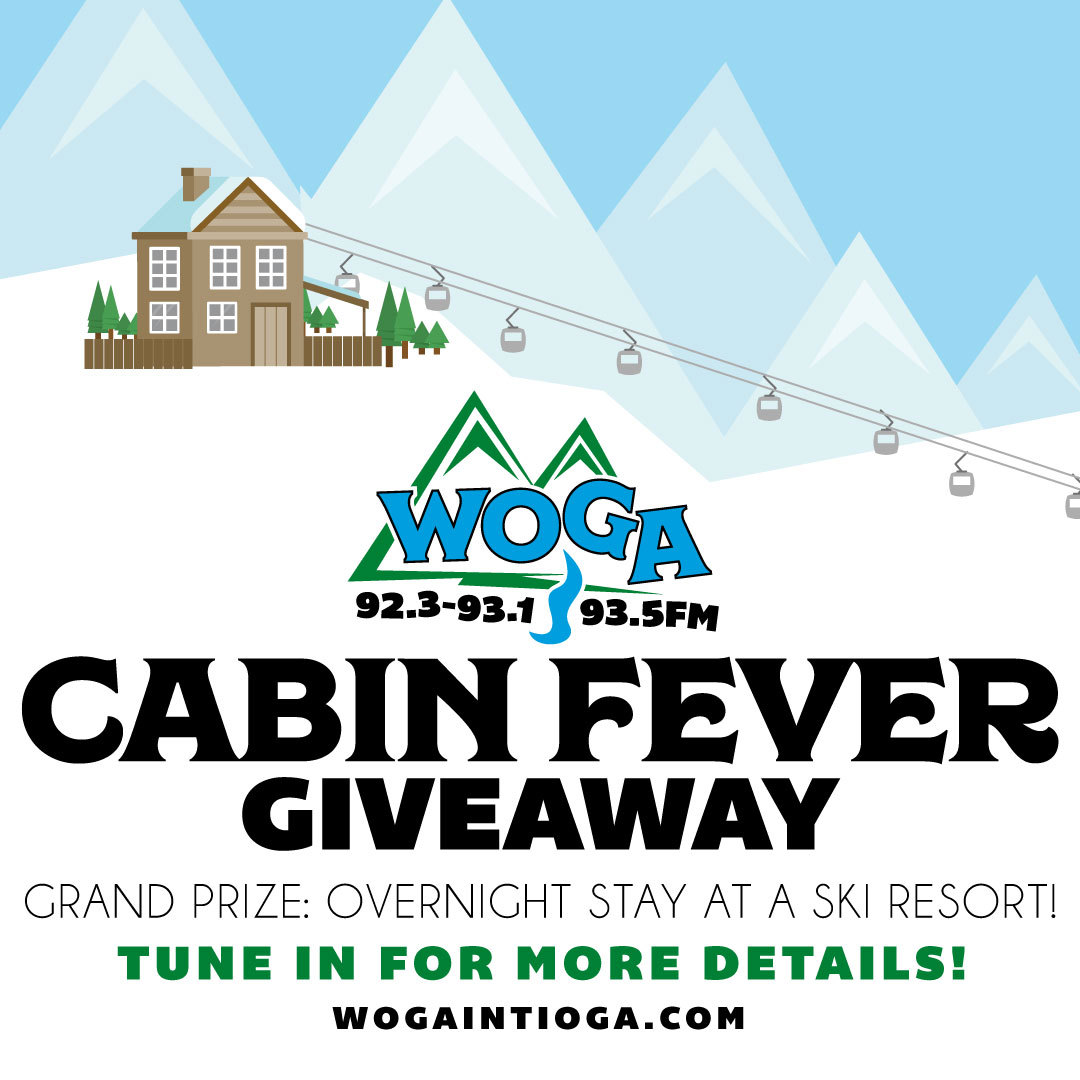 WOGA's Cabin Fever Giveaway is Back!!