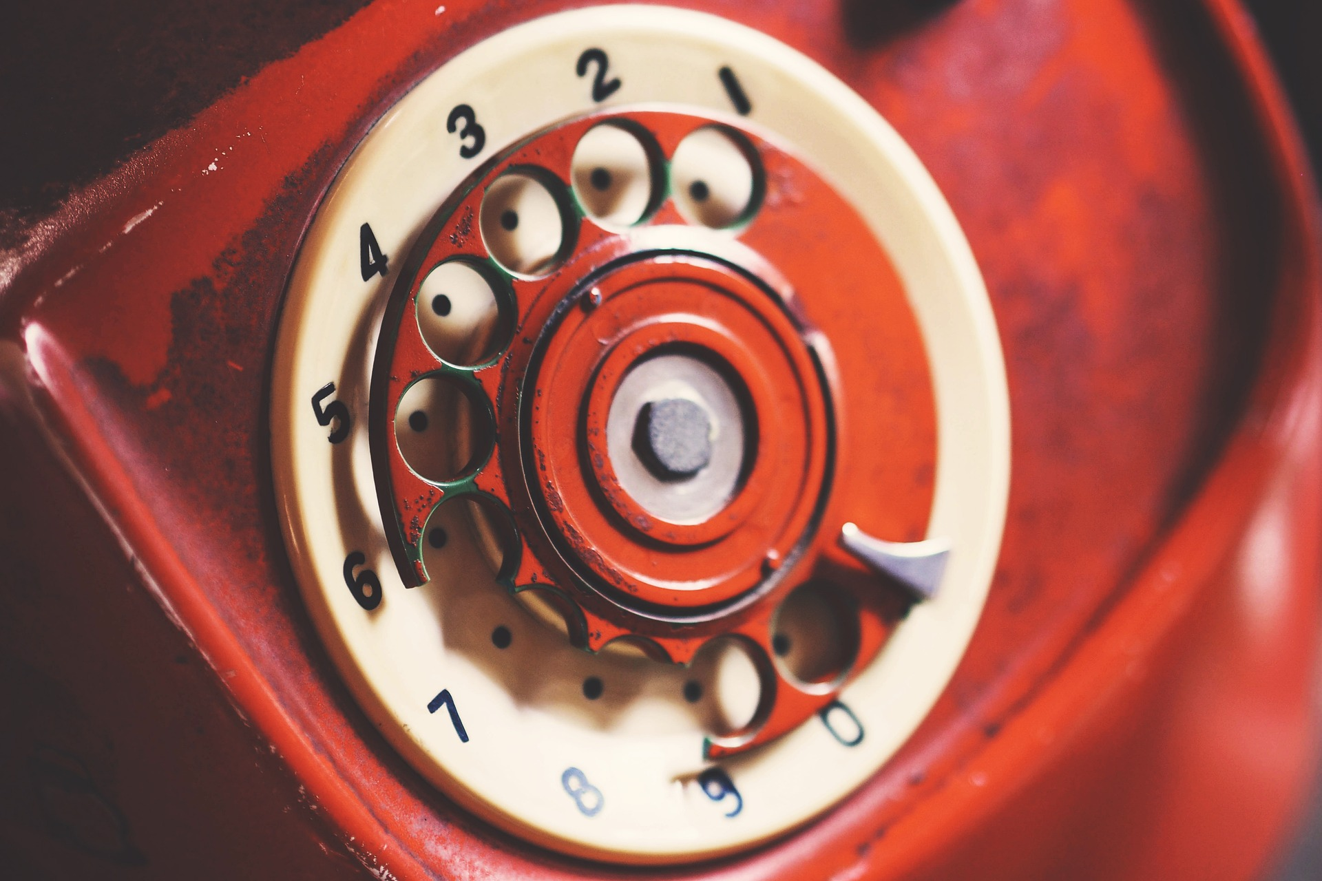 The Old & New: A Rotary Cell Phone!?